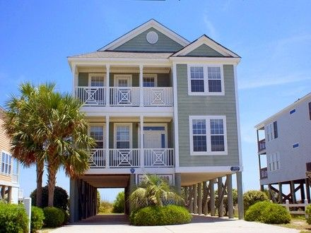 Garden City Beach Vacation Rental Vrbo 446949 7 Br