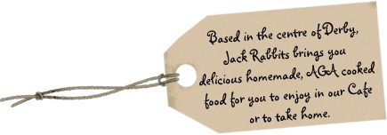 Try Jack Rabbits! They have a wonderful menu, as well as a small food shop! This place is perfect for Organic produce or Gluten free products.