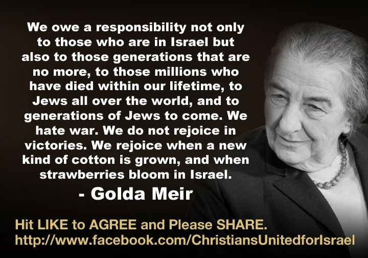Golda Meir quotes - Google Search