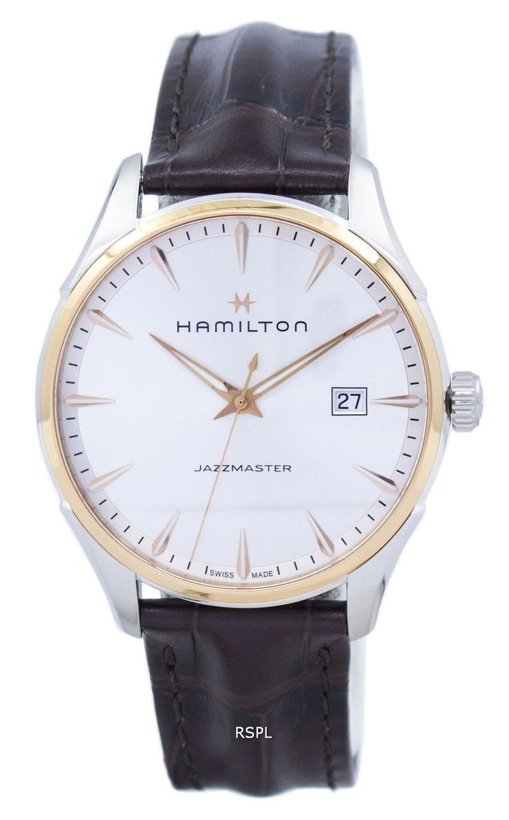 #Hamilton #Jazzmaster Quartz H32441551 Men's Watch