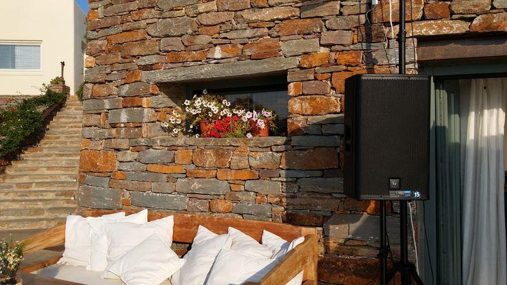 Wedding Party At Aigis Suites (Kea Island Greece)