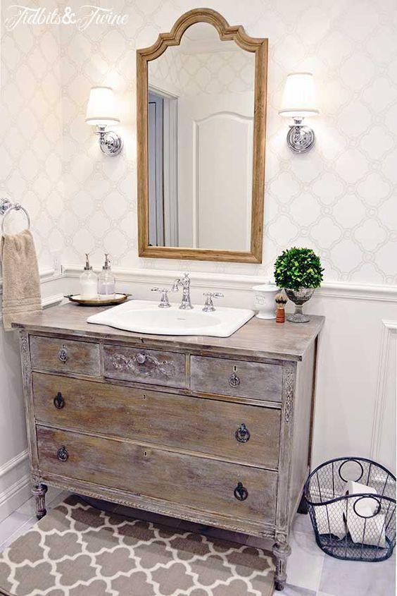 1000+ ideen zu badezimmer kommoden auf pinterest | wiederhole, Hause ideen