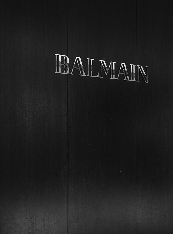 Balmain - Boutiques - Seoul Lotte AvenueL Online Store