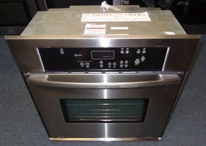"Whirlpool 30"" In-Wall Single Electric Oven Stainless Steel RBS305PVS00"