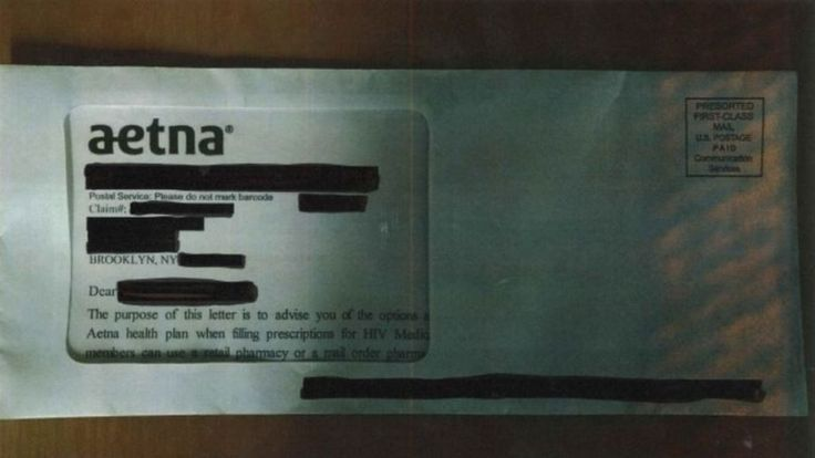 HIV status of thousands of patients revealed in envelopes - BBC News