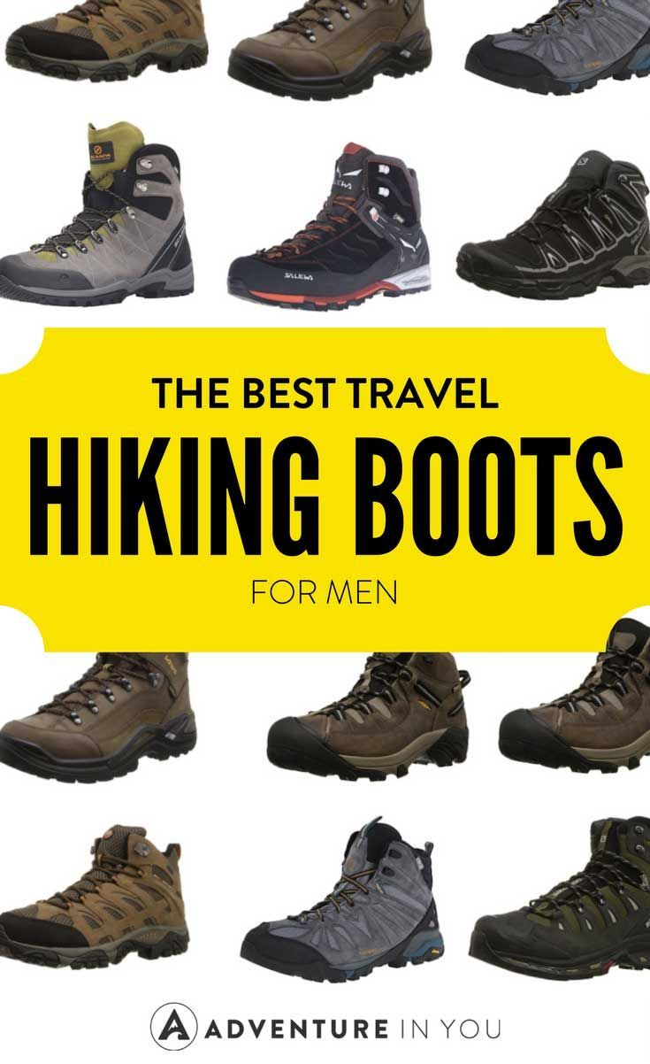 Best Men's Hiking Boots 2020: Boots for