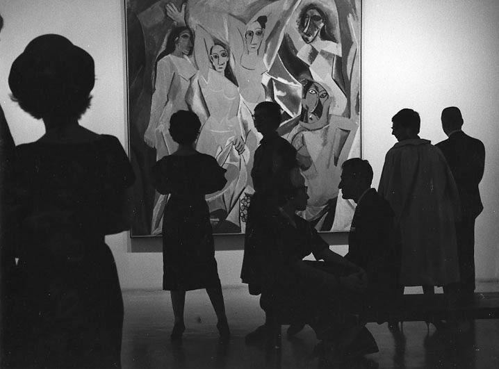 les demoiselles davignon pablo picasso essay Pablo picasso, les demoiselles d'avignon, 1907 (museum of modern art.