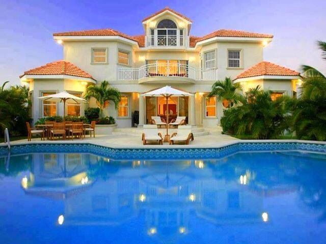 nice house - Nice Big Houses With Pools