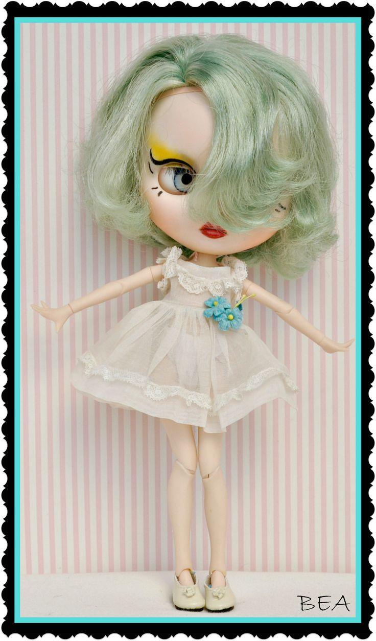 Mimzelle as Marilyn