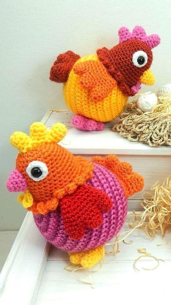 Como Fazer Bichinhos De Croche Receitas Em Portugues Com Passo A