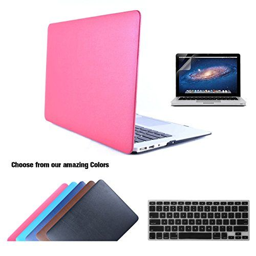 TECOOL ® 3 in 1 Leather Hard Case for Apple MacBook Air 1... https://www.amazon.com/dp/B0132XMO5K/ref=cm_sw_r_pi_dp_x_PKe-xb7ABR4EB
