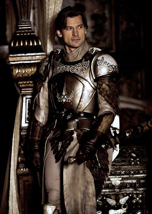"Ser Jaime Lannister ""The Kingslayer"" - Nikolaj Coster-Waldau"