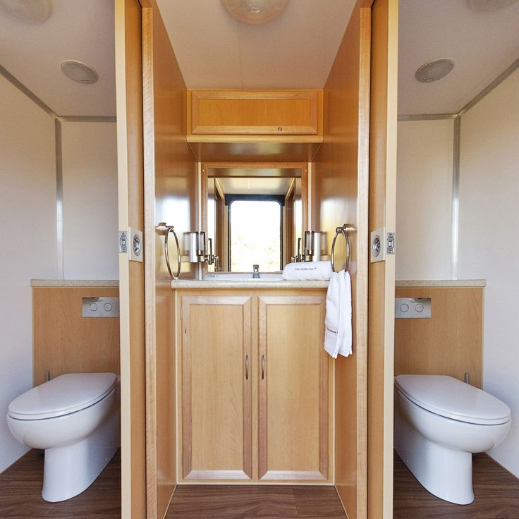 Deluxe Portable Toilets And Bathrooms For Hire In South