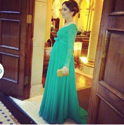 Pregnant dress for feast/vestido gestante para festa