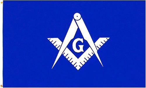 Masonic (White) Flag - 3 foot by 5 foot Polyester (NEW) by Other Flags. $1.95. 3 Foot by 5 Foot, Indoor-Outdoor, Lightweight Polyester Flag with Sharp Vivd Colors. Express International Shipping is Global Express Mail (2-3 days). FAST SHIPPER: Ships in 1 Business Day; usually the Same Day if pmnt clears by noon CST. 2 Metal Grommets For Eash Mounting with Canvas Hem for long lasting strength. Express Domestic Shipping is OVERNITE 98% of the time, otherwise 2-day....