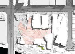 federation square melbourne plan
