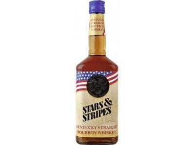 Купить виски STARS&STRIPES, 0,7 л в торговых центрах METRO Cash and Carry Санкт-Петербург