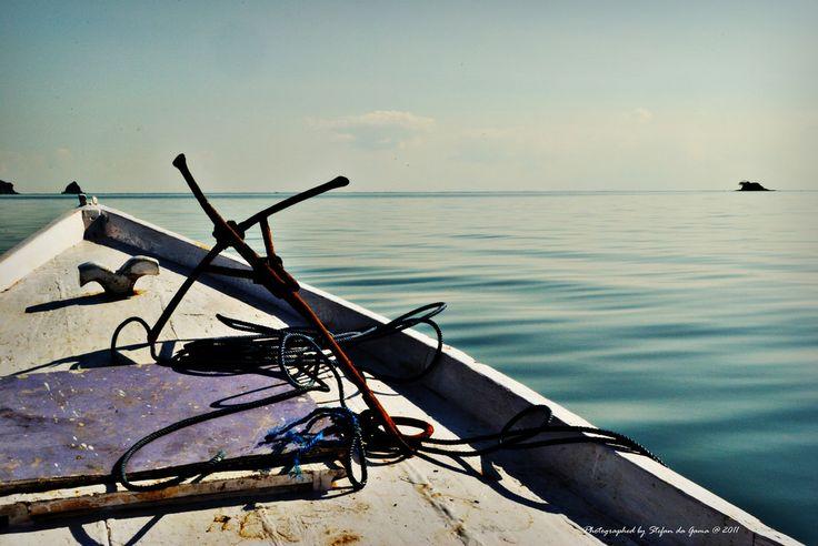 I am Sailing..
