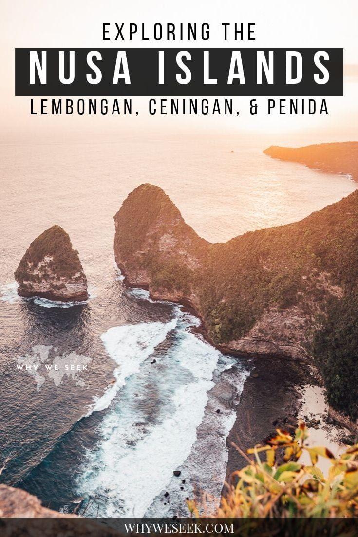 Visiting the Nusa Islands: Lembongan, Ceningan, Penida