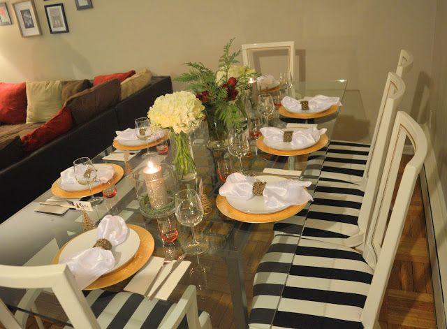 The AfroFusion Spot: Food: The Fancy Nancy Dinner Party, table setting, table, dinnerware, home decor, interior design