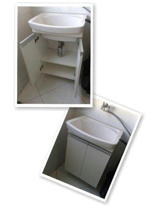 The 25 best prateleiras para lavanderia ideas on - Organizador de lavanderia ...