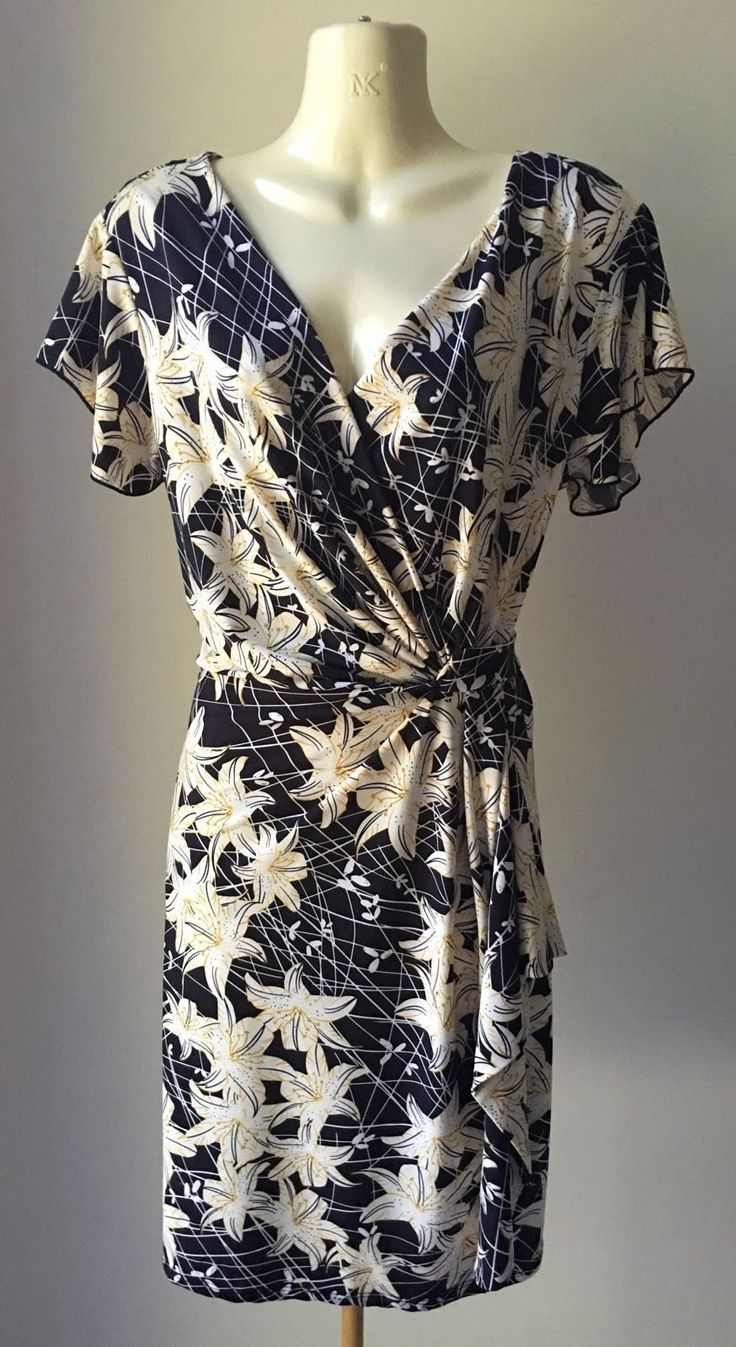 Leona Edmiston Dress Size 12 | eBay