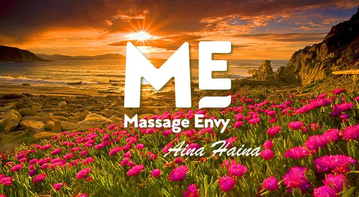 Call now to schedule your next appointment at our newest location in #AinaHaina. E Komo Mai. 808-524-3689. <3 #massageenvyhi #massage #facials #health #wellness #beauty #joy #happiness #luckywehavehawaii