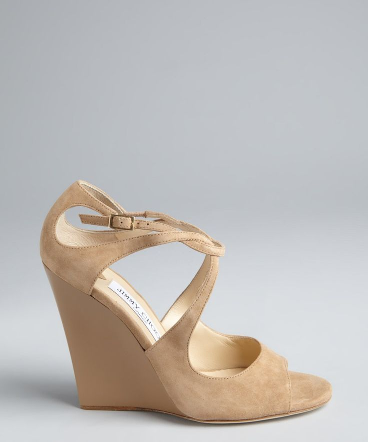Ch Agne Wedge Weding Shoes 014 - Ch Agne Wedge Weding Shoes