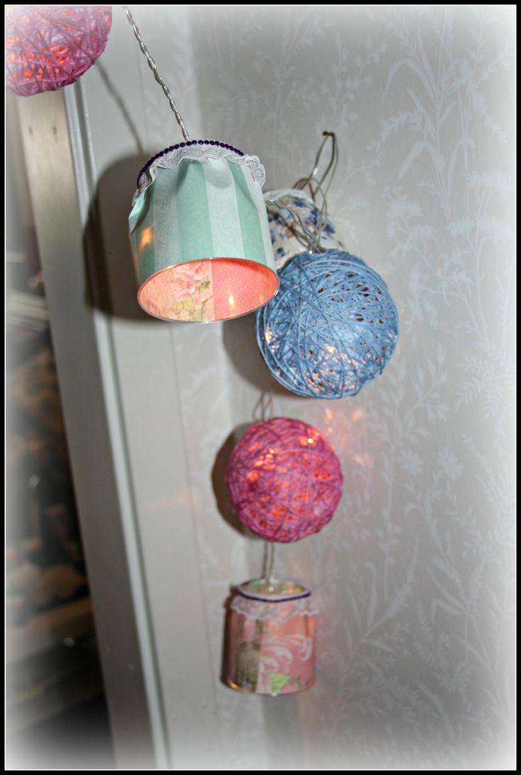 Nytt inlägg Dekorera din egna ljusslinga Check more at http://kristinasscrapbookingblogg.se/25098/