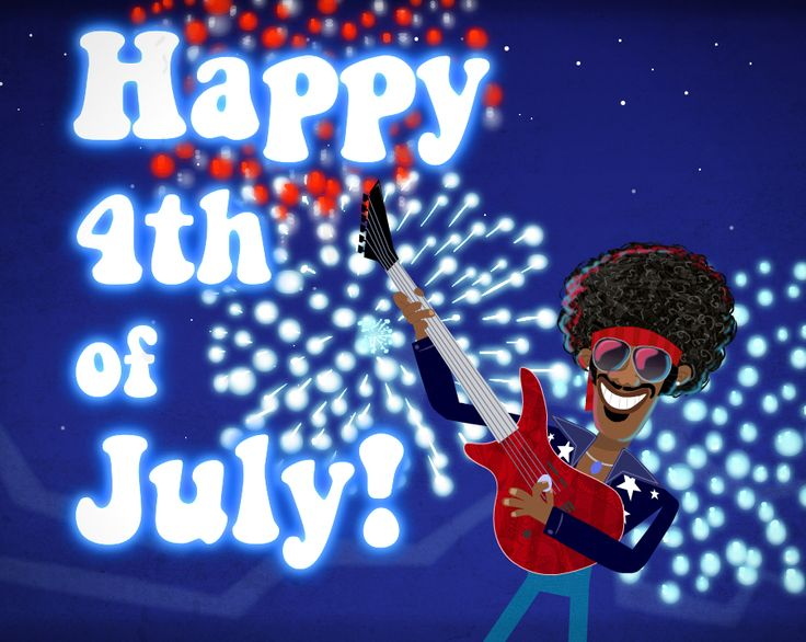 Happy 4th of July everyone! http://www.youtube.com/watch?v=3eupfUAdWV8