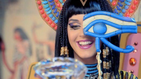 Katy Perry cleopatra