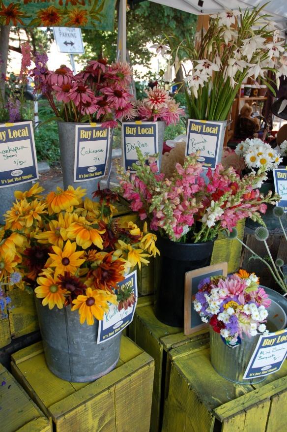 Amy S Pictures Farmers Market Flowers Flower Farmer Flower Farm