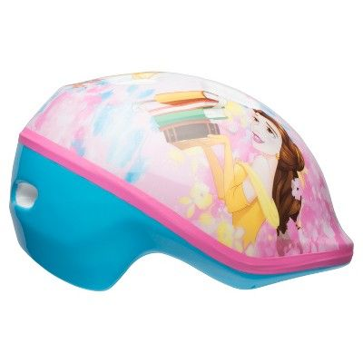 Disney Princess Toddler Bike Helmet - Pink