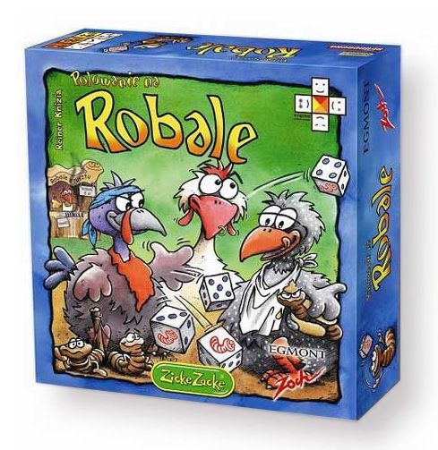 Robale - imprezowa