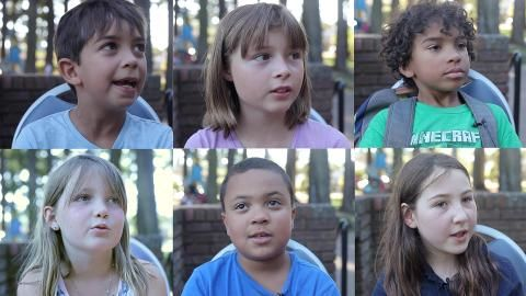 WATCH: Kids share advice on how to be the 'new kid' at school
