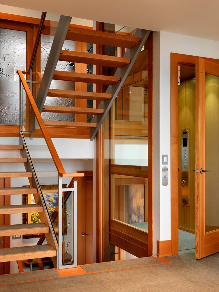 Stairs | Hillcrest House, Canada by Victoria Design Group |