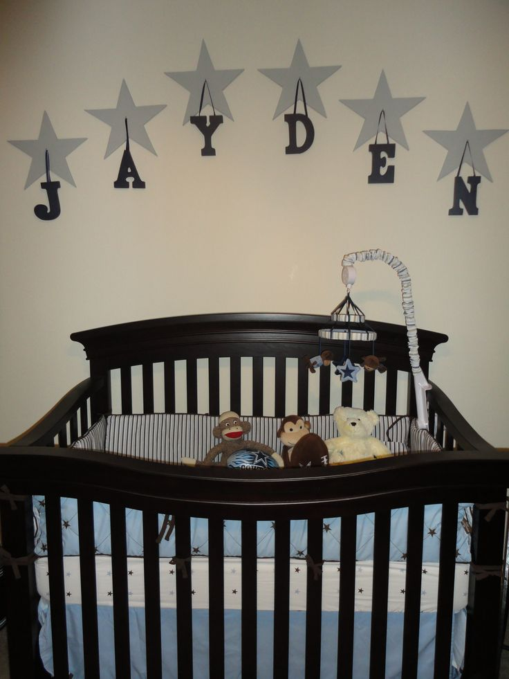 25 best ideas about dallas cowboys room on pinterest for Baby cot decoration images