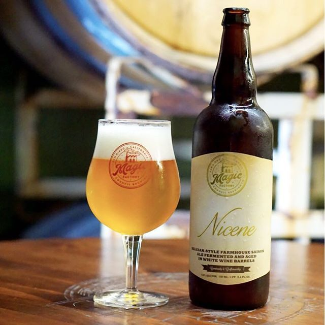 Recover from this heat with NICENE-White Wine Barrel-Aged Farmhouse Saison. Grab a glass on tap or get a bottle to go! #almosttheweekend #bottlerelease #nicene #sandiego #sandiegoconnection #sdlocals #sandiegolocals - posted by Council Brewing Co https://www.instagram.com/councilbrewing. See more San Diego Beer at http://sdconnection.com