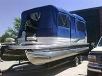 pontoon boat enclosures | Pontoon Boat & Deck Boat Forum