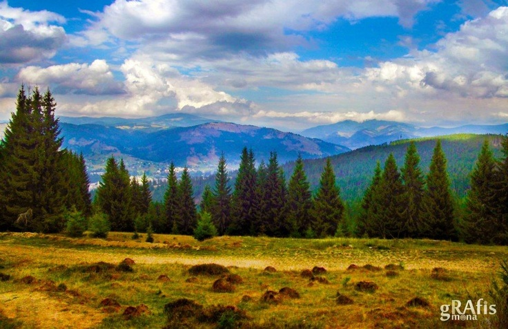 Vatra Dornei, Romania photo by  Grafis Ramona
