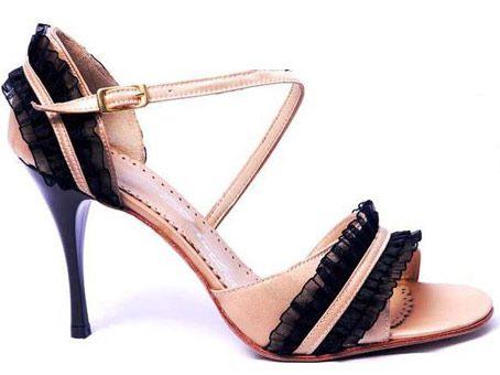 Details Of ShoeChampagne LadyTango-Wear