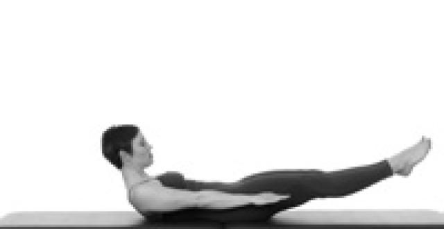 The First 10 Classic Pilates Mat Exercises: The Hundred