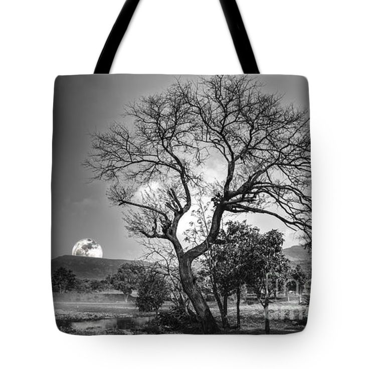 "Tree Tote Bag 18"" x 18"""