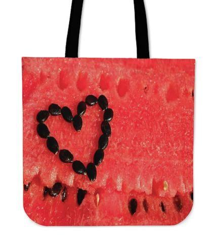 Watermelon - Tote Bag. Bag as fresh as a watermelon. Ready to rock the summer!