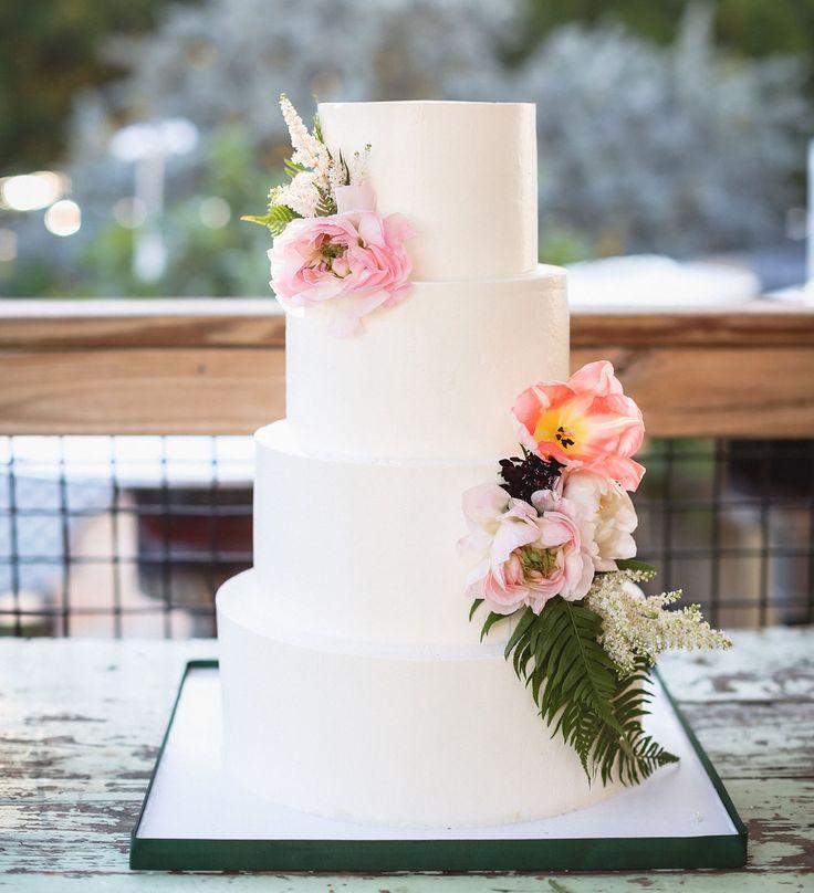 Havana Nights wedding cake