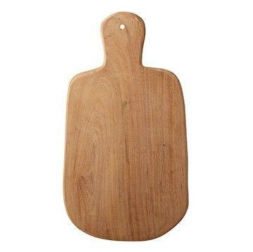 Planche à Découper en bois   Grande planche en teck   Affari Of Sweden