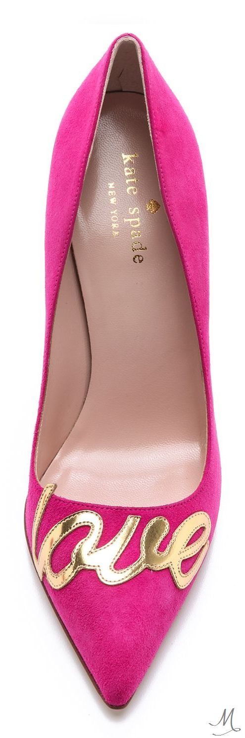 Kate Spade Love Pumps