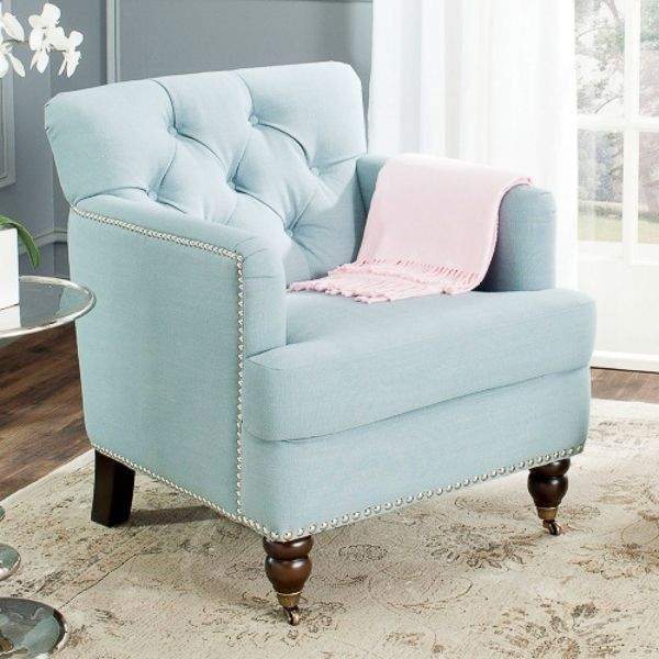 Looking for that perfect accent chair that will also fit your budget? This list of 20 upholstered affordable accent chairs has something for every style!
