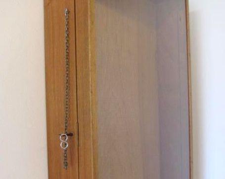 teak lockable display cabinet wall hung or countertop jewellery cabinate on gumtree teak