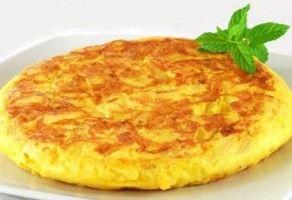 İspanyol Mutfağı Tortilla tarifi